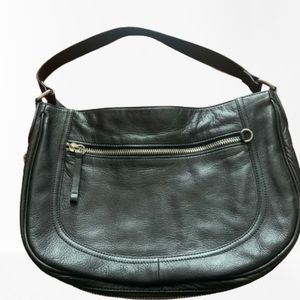 Halogen hobo style purse